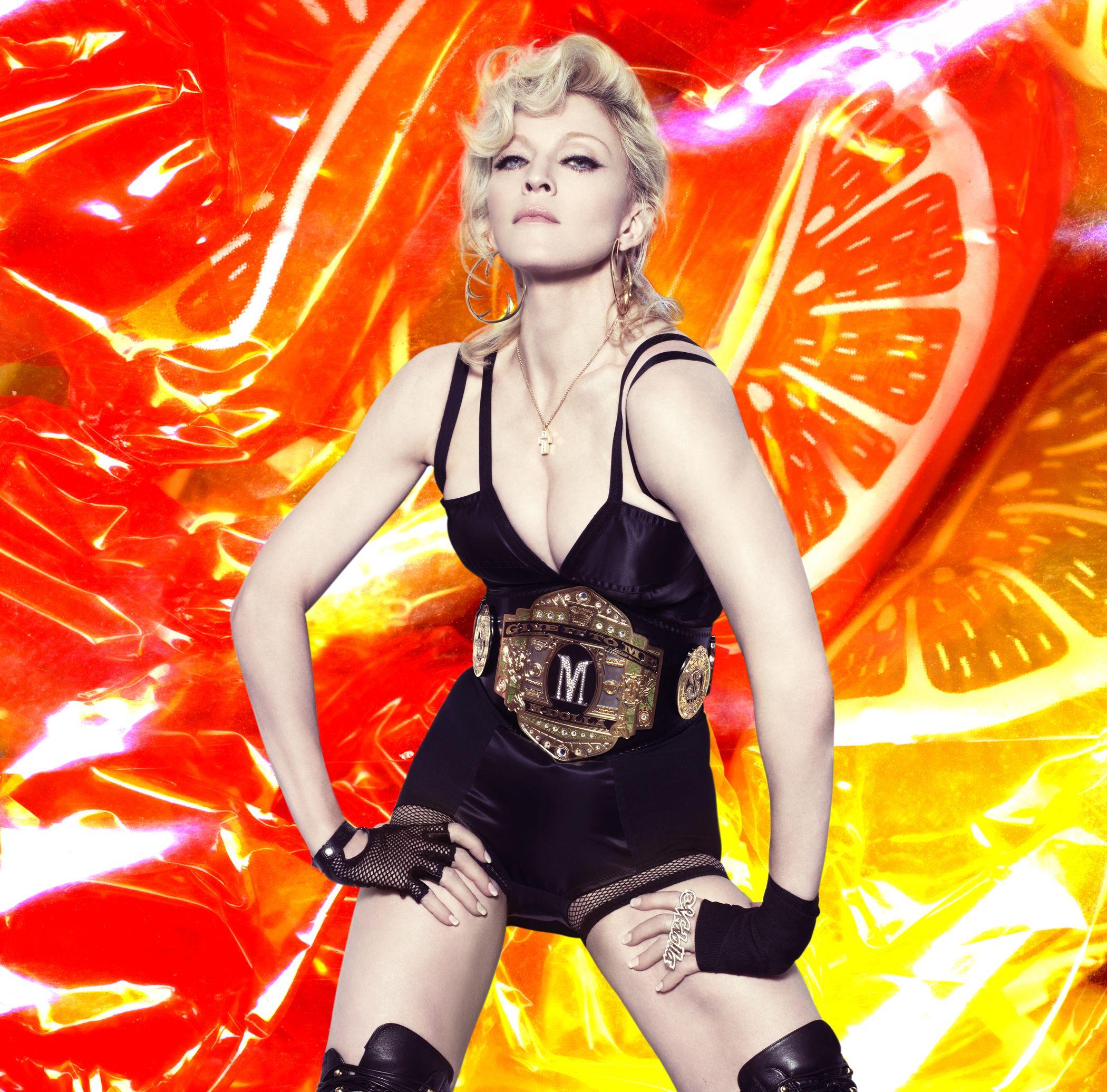 Madonna: Barbatii de varsta mea sunt grasi, chei si plictisitori!