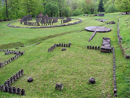 Sarmisegetuza Regia, fosta capitala a Daciei