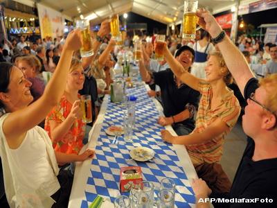 200 de ani de Oktoberfest! Bavarezii o fac lata!