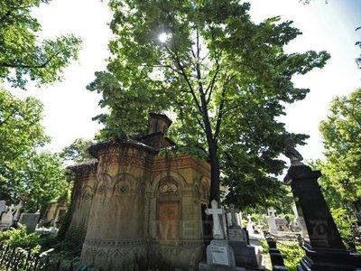 Cimitirul Bellu, inclus pe harta obiectivelor cultural-turistice din Europa