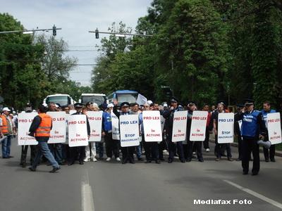 Ce nereguli si ilegalitati au comis politistii la protestul de vineri