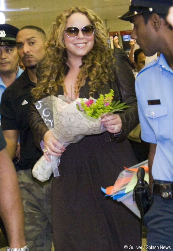 Mariah Carey va avea gemeni! Sotul Nick Cannon a confirmat