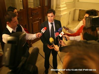Baconschi si Igas, chemati la audieri pe tema aderarii la Spatiul Schengen