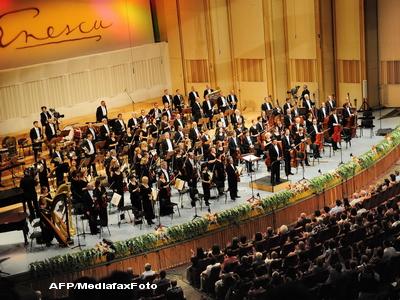 Romania, capitala muzicii clasice. Cele mai mari orchestre ale lumii vin la Festivalul George Enescu