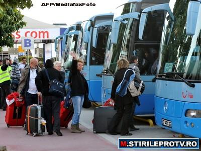 Peste 1000 de turisti romani sunt blocati in Antalya