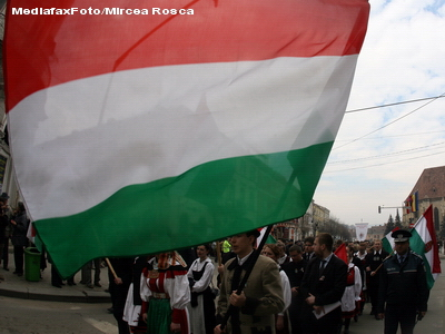 Partidul Popular Maghiar va organiza proteste in Transilvania fata de proiectul de regionalizare