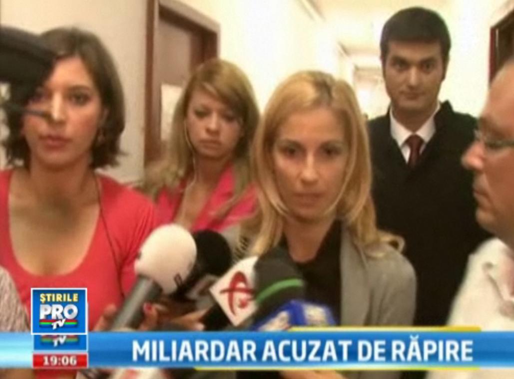 Milionarul Truica, acuzat de rapire internationala de minori. Cazul a ajuns si la Paris