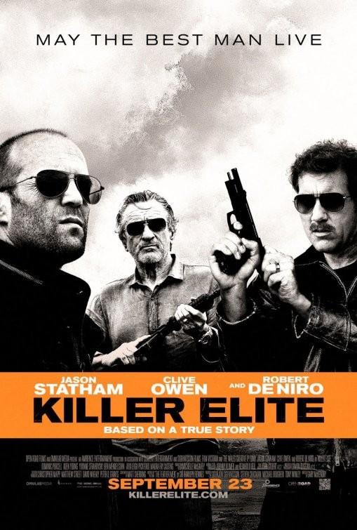Robert de Niro, in rolul unui agent secret, mereu cu degetul pe tragaci, in