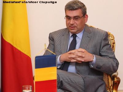 Teodor Baconschi: Diplomatia romaneasca merita felicitari pentru ce a facut in privinta Schengen
