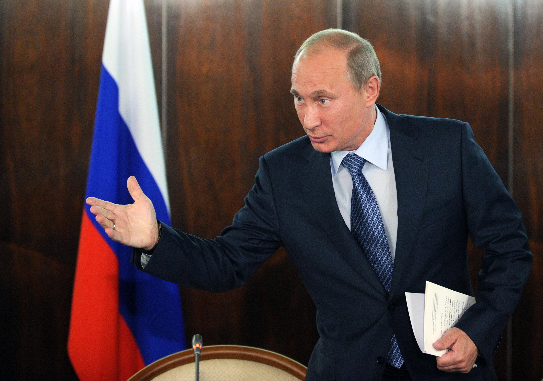 Putin a inundat strazile Moscovei cu trupe speciale. De ce se teme viitorul presedinte al Rusiei