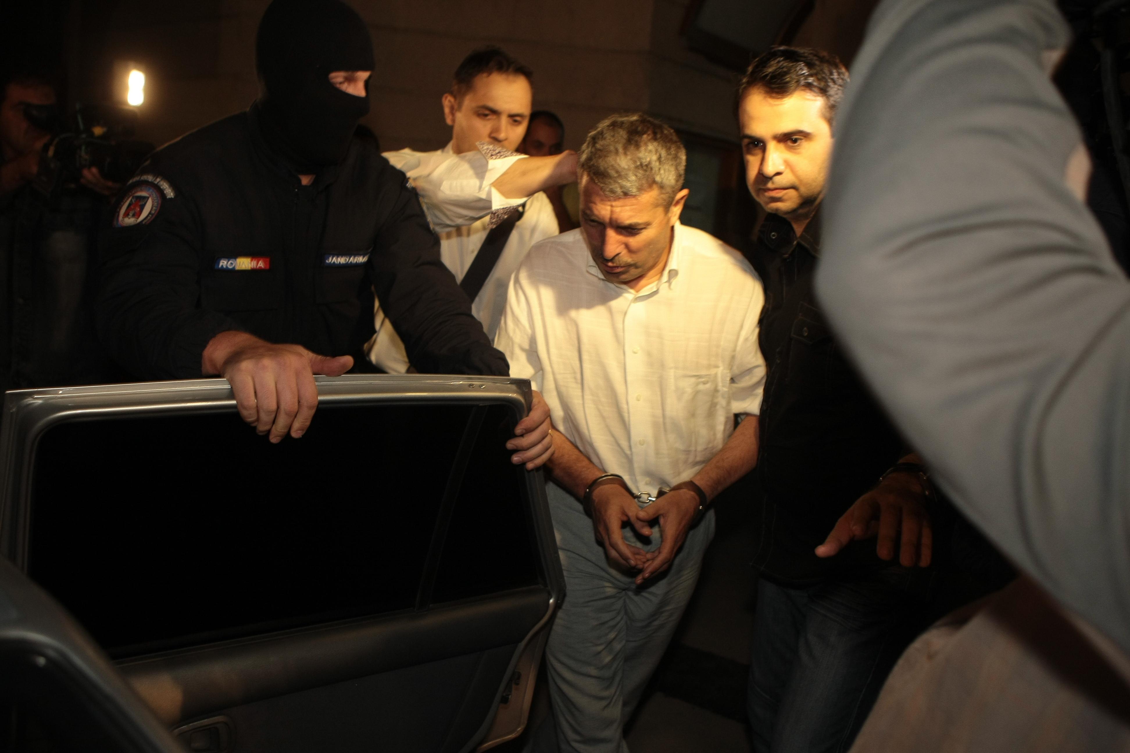 Fostul sef al arbitrilor, Vasile Avram, a fost eliberat din arest