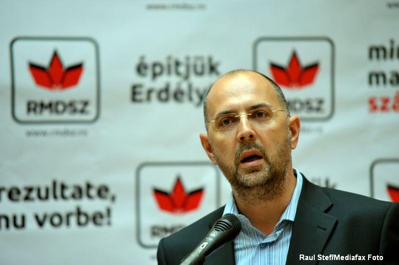 Presedintele CJ Harghita, Borboly Csaba, sustine iesirea UDMR de la guvernare. Hunor: