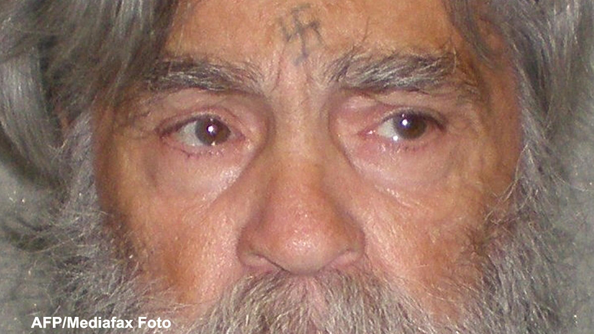 Celebrul criminal Charles Manson isi lanseaza un album de muzica, inregistrat in inchisoare. AUDIO