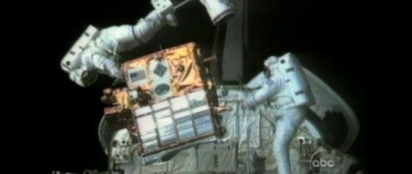 Improvizatie NASA: Statia Spatiala Internationala, reparata cu ajutorul unei periute de dinti