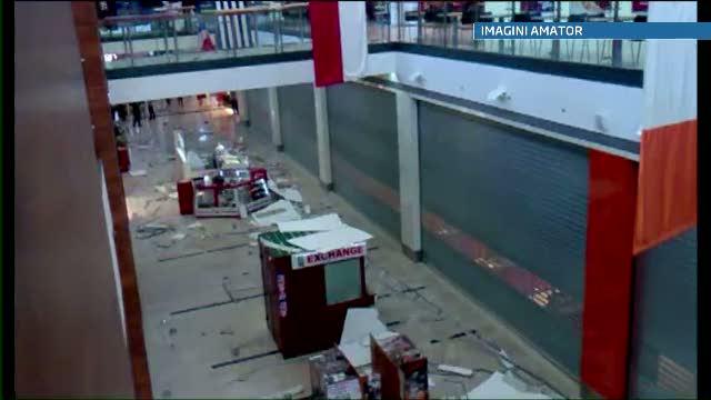De ce a picat tavanul fals la mall-ul din Arad: materiale indoielnice si probleme la montaj