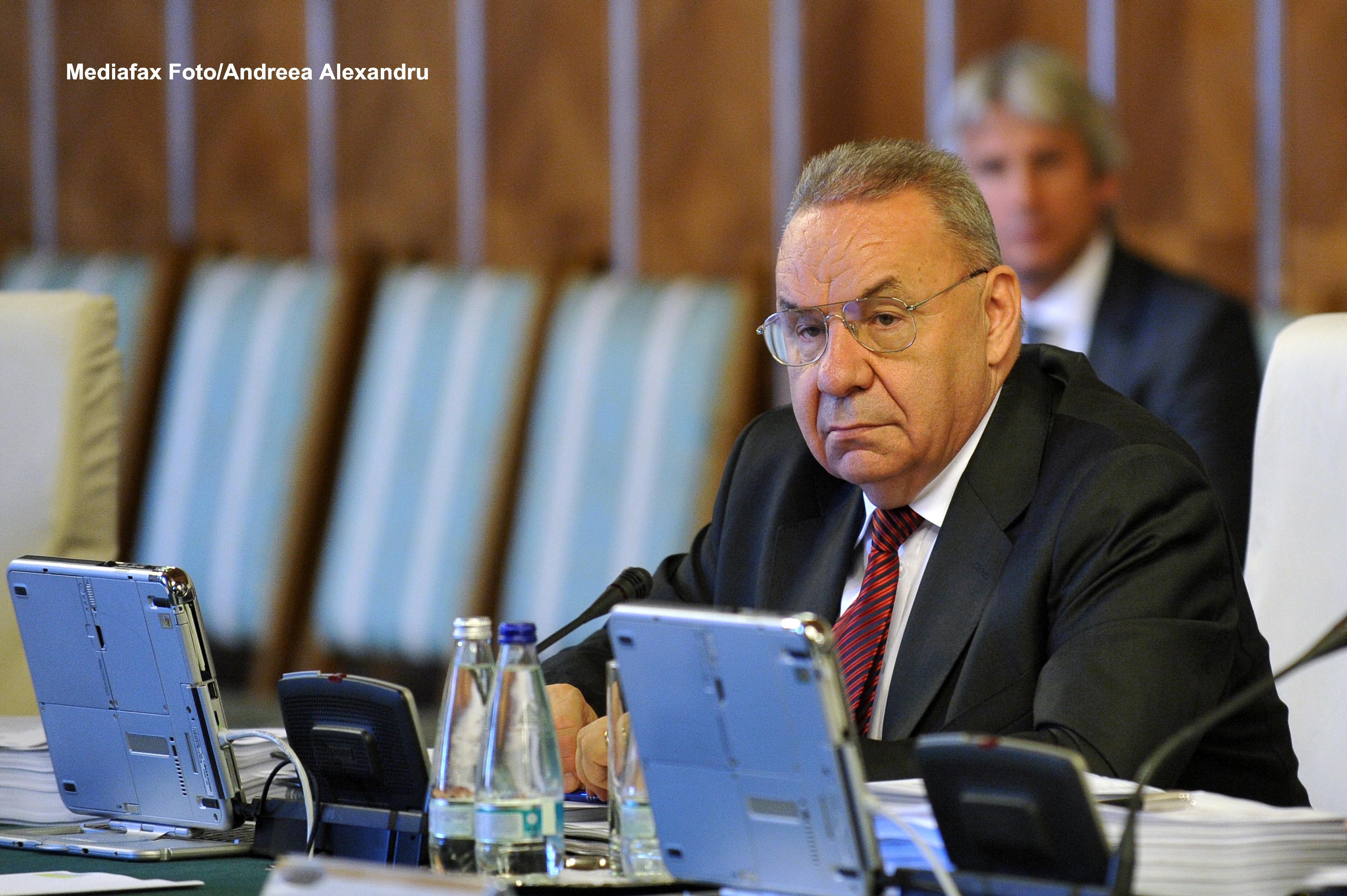 Andrei Marga a fost votat de Senat la sefia Institutului Cultural Roman FARA audiere in comisii