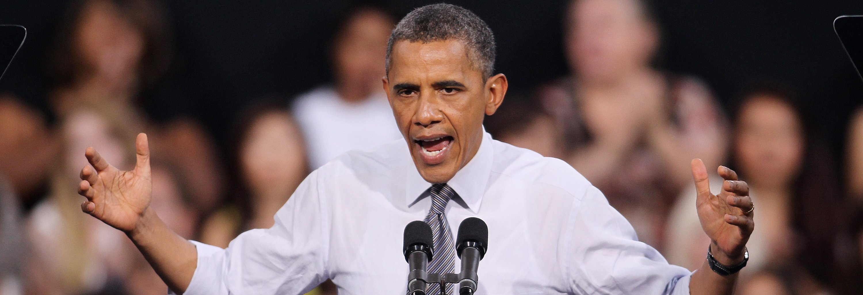 Sondaj CNN - Presedintele Barack Obama l-a INVINS pe Mitt Romney in dezbaterea de marti seara
