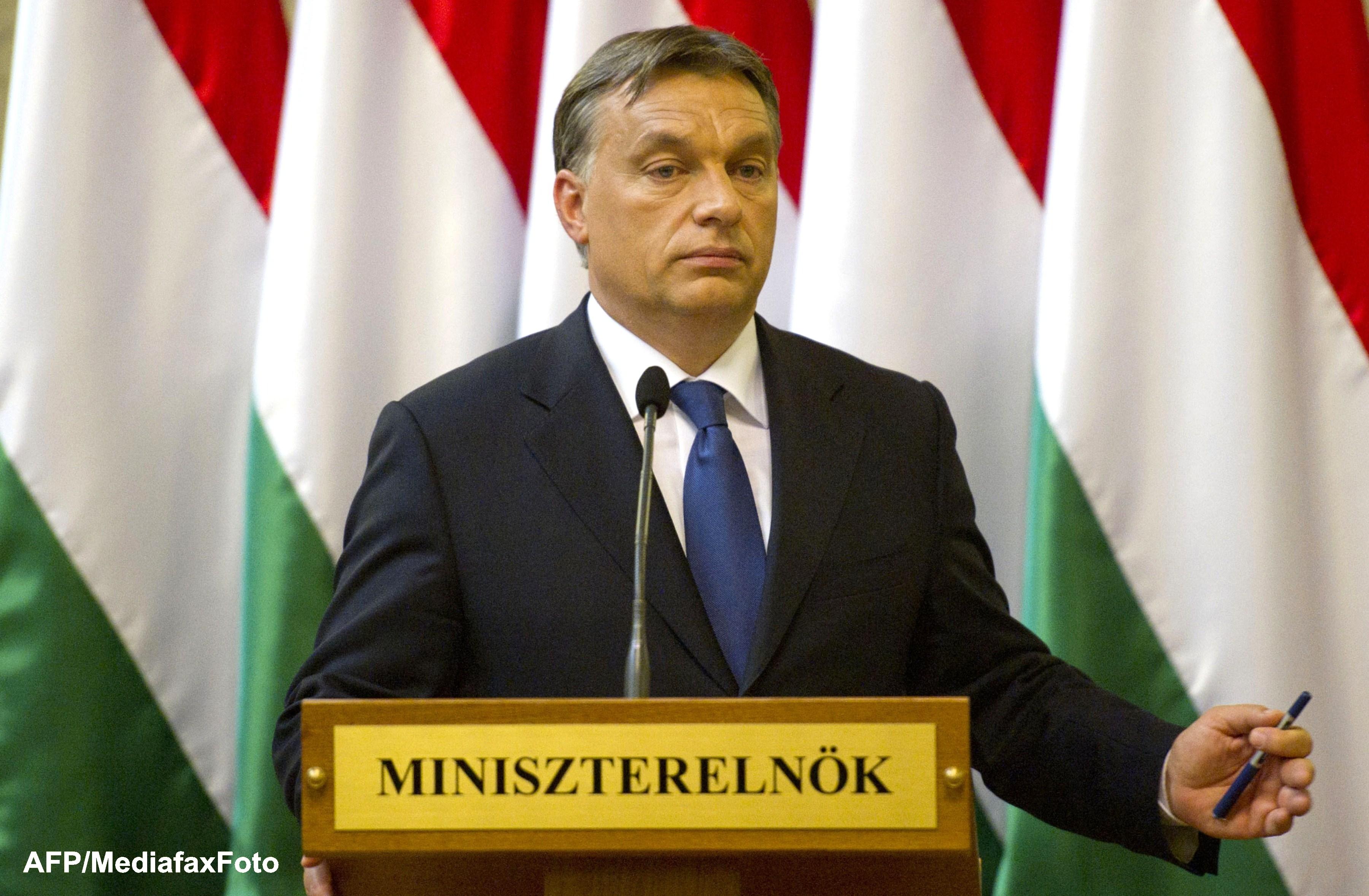 AFP: Viktor Orban isi radicalizeaza discursul ca sa
