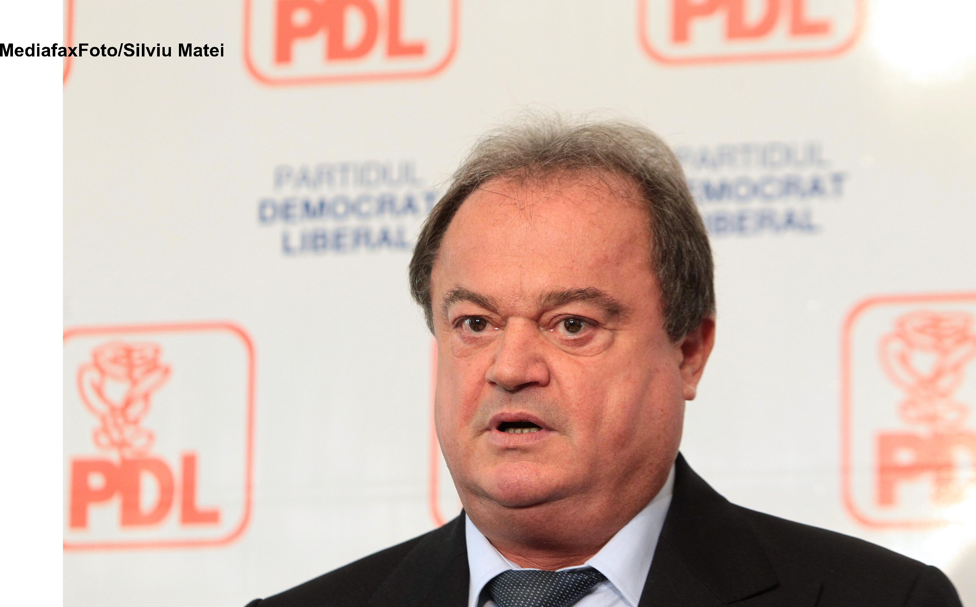 Vasile Blaga: Vreau Conventie cu 5.000 de participanti