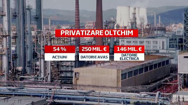 Cu ce ramane STATUL dupa vanzarea Oltchim. Cifrele din spatele unei privatizari cu paine si circ