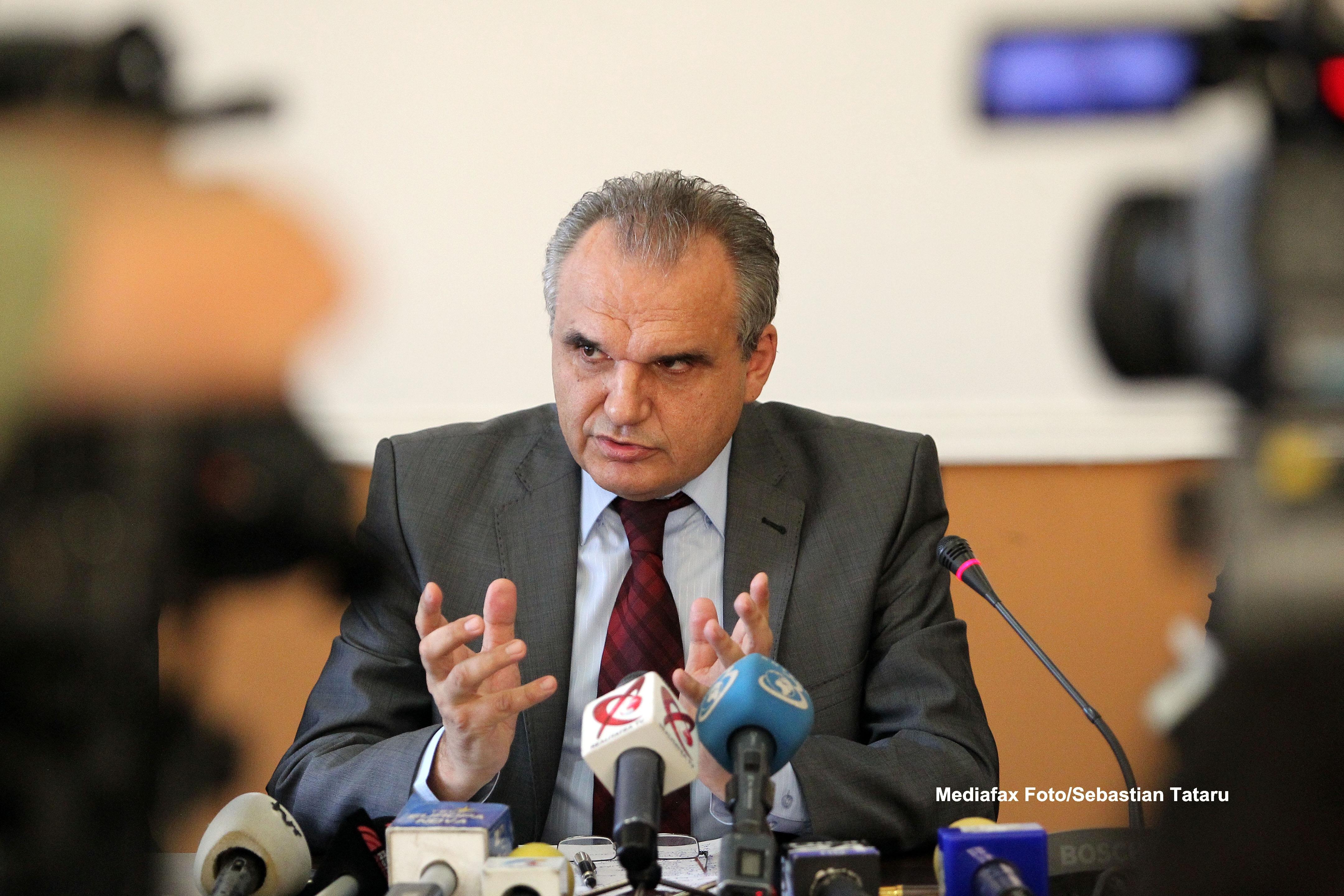 Ministrul Cepoi, acuzat de ANI de conflict de interese si infractiuni legate de fonduri europene