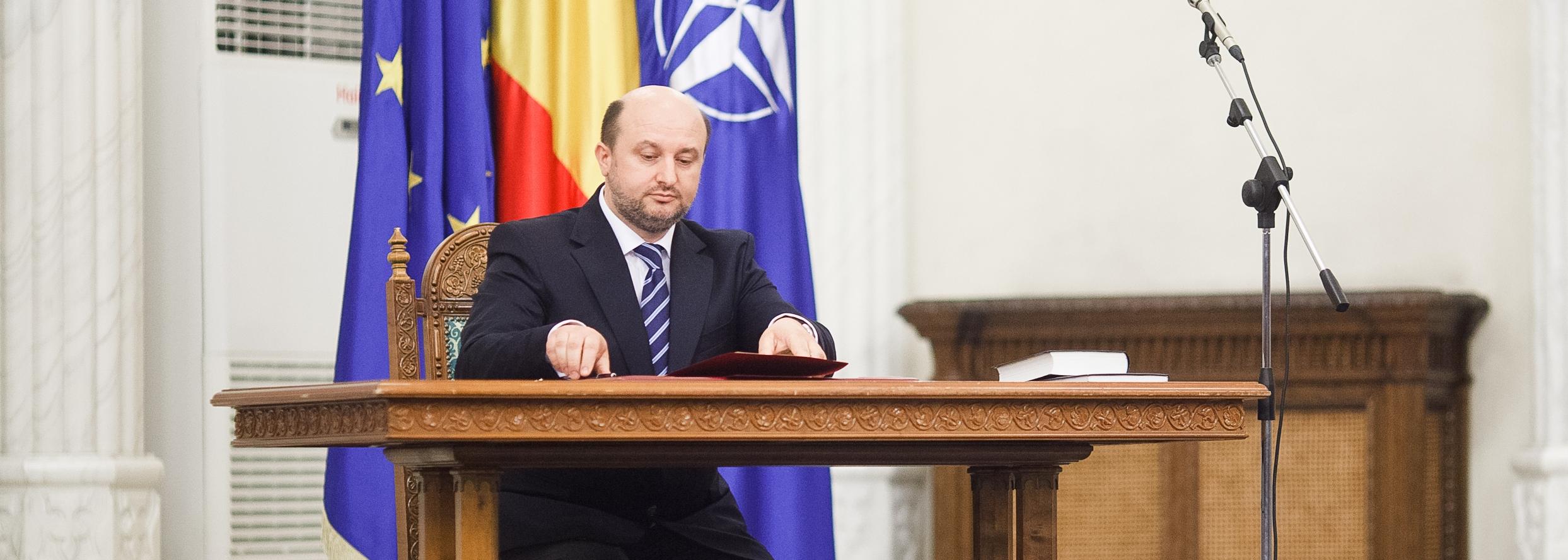 Dan Radu Rusanu a fost RETINUT in dosarul