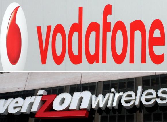 Verizon Communications va anunta in curand un acord de 130 de miliarde dolari cu Vodafone