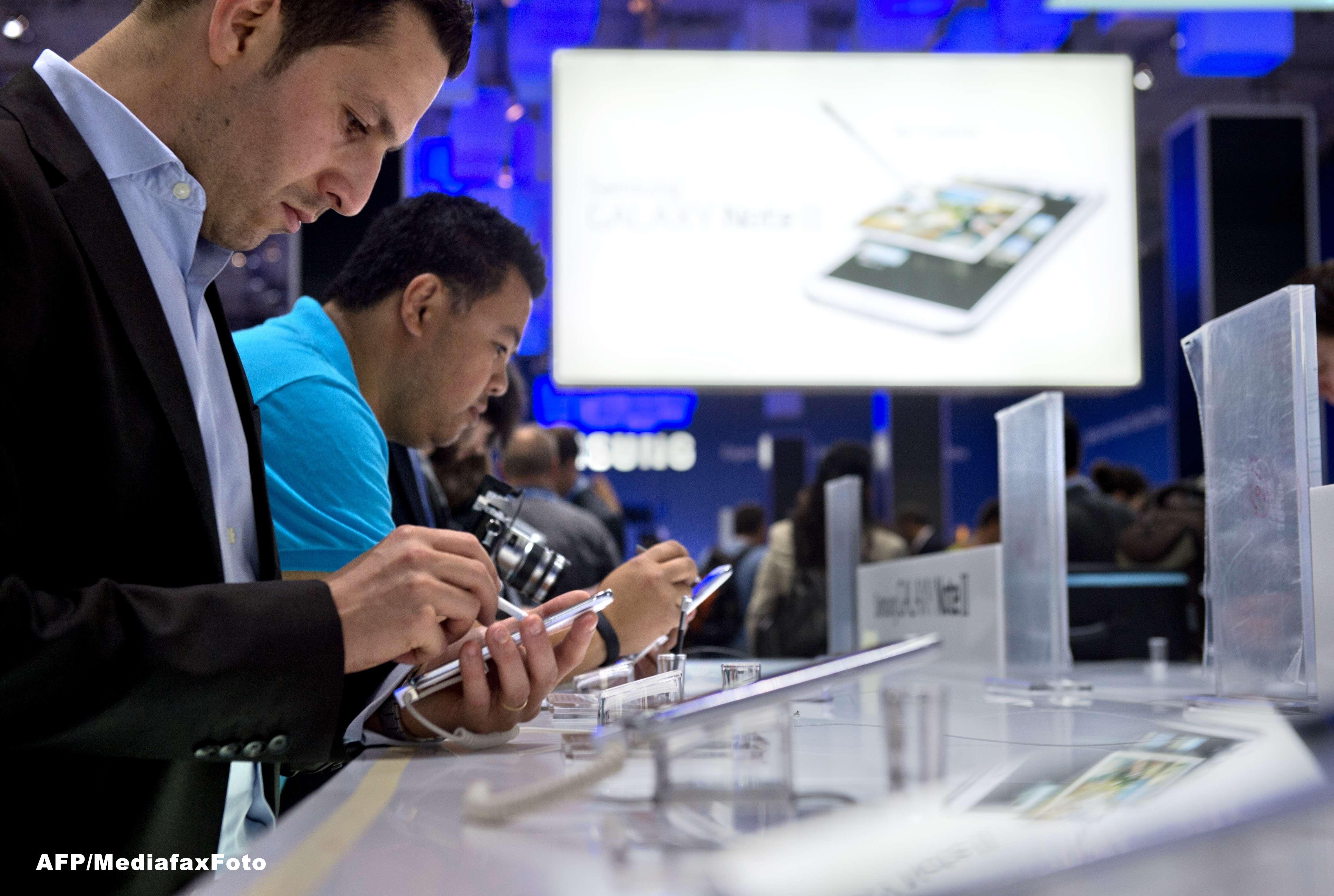 IFA Berlin 2013. STIRILE PROTV transmit LIVE de la targul de tehnologie si comunicatii din Germania