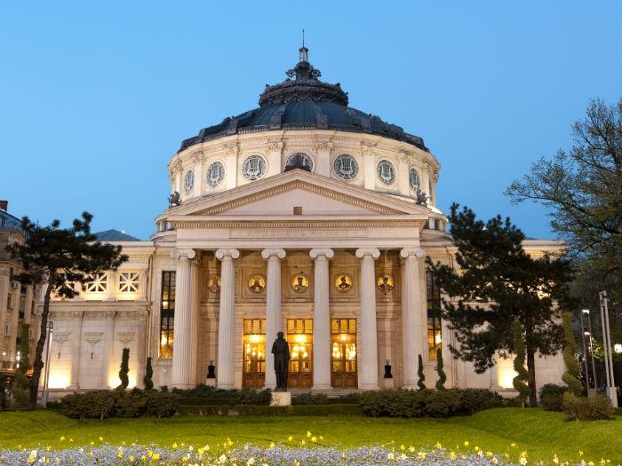 Concert de caritate la Ateneul Roman organizat de ''Hope and Homes for Children Romania