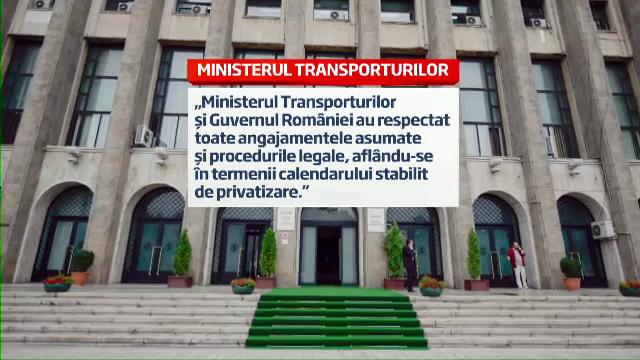 Contractul de privatizare pentru CFR Marfa, semnat. Statul ar putea vedea cele 200 mil euro in 2014