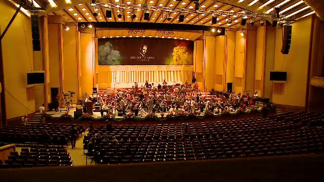 Spectacolul de la festivalul George Enescu unde s-au vandut peste 20.000 de bilete in numai doua ore