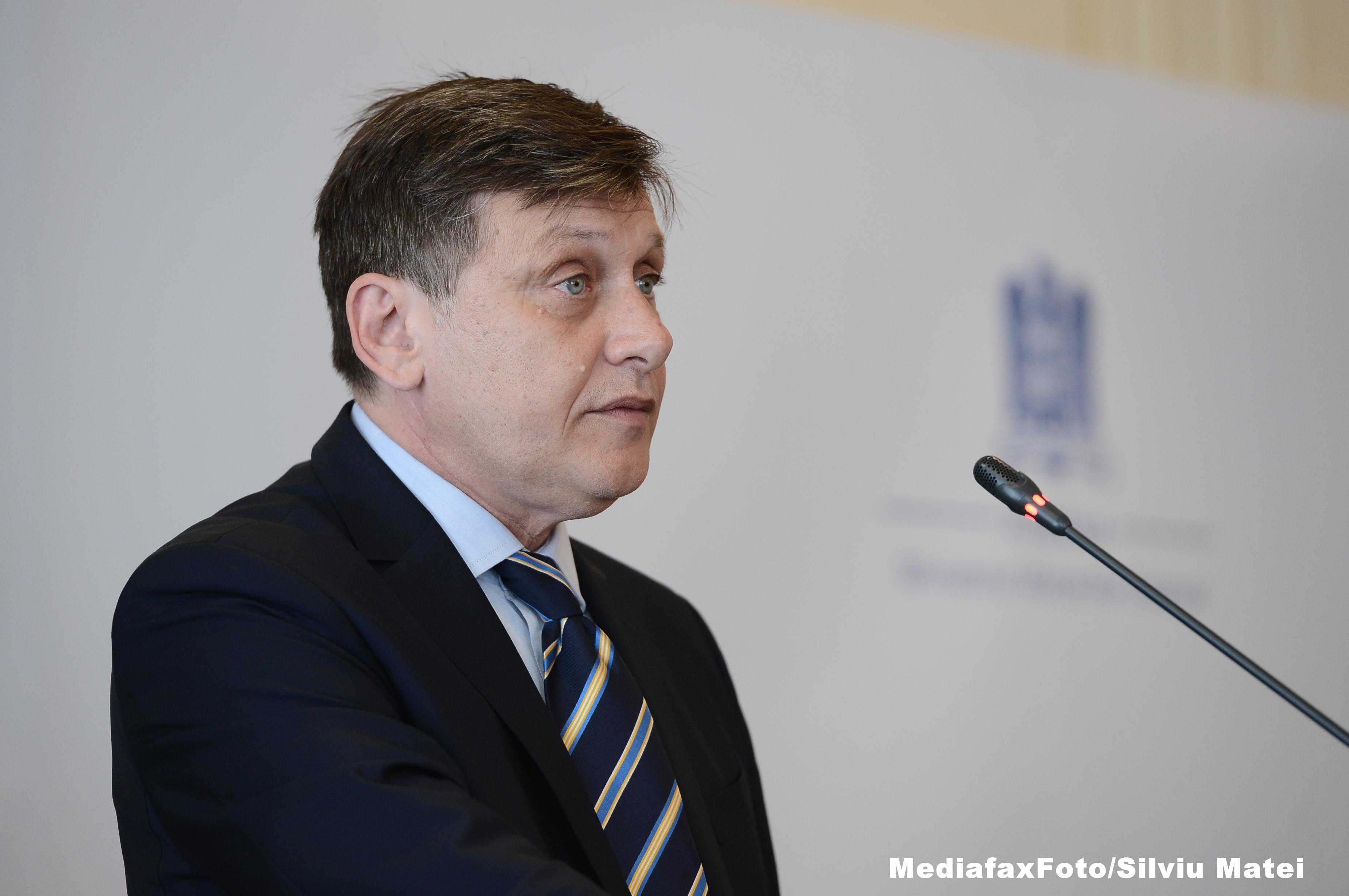 Antonescu: Nu am cerut garantii PSD ca voi fi prezidentiabilul USL, eu imi vad de treaba mea