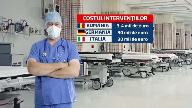 O noua sansa pentru copii nascuti cu malformatii cardiace in Romania. Medicii incep pregatirea