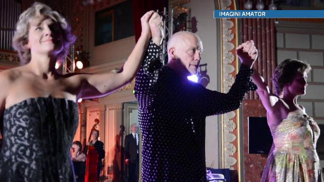 John Malkovich a jucat la Bucuresti, pentru ultima data, intr-un musical straniu