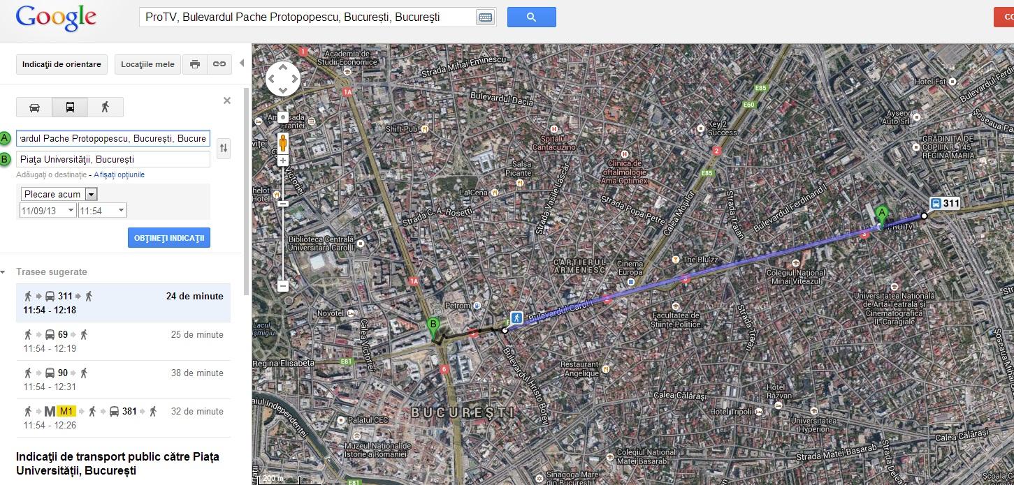 Imaginea de pe Google Maps care a starnit un val de reactii. Ce surpriza au avut utilizatorii care au cautat o anumita adresa