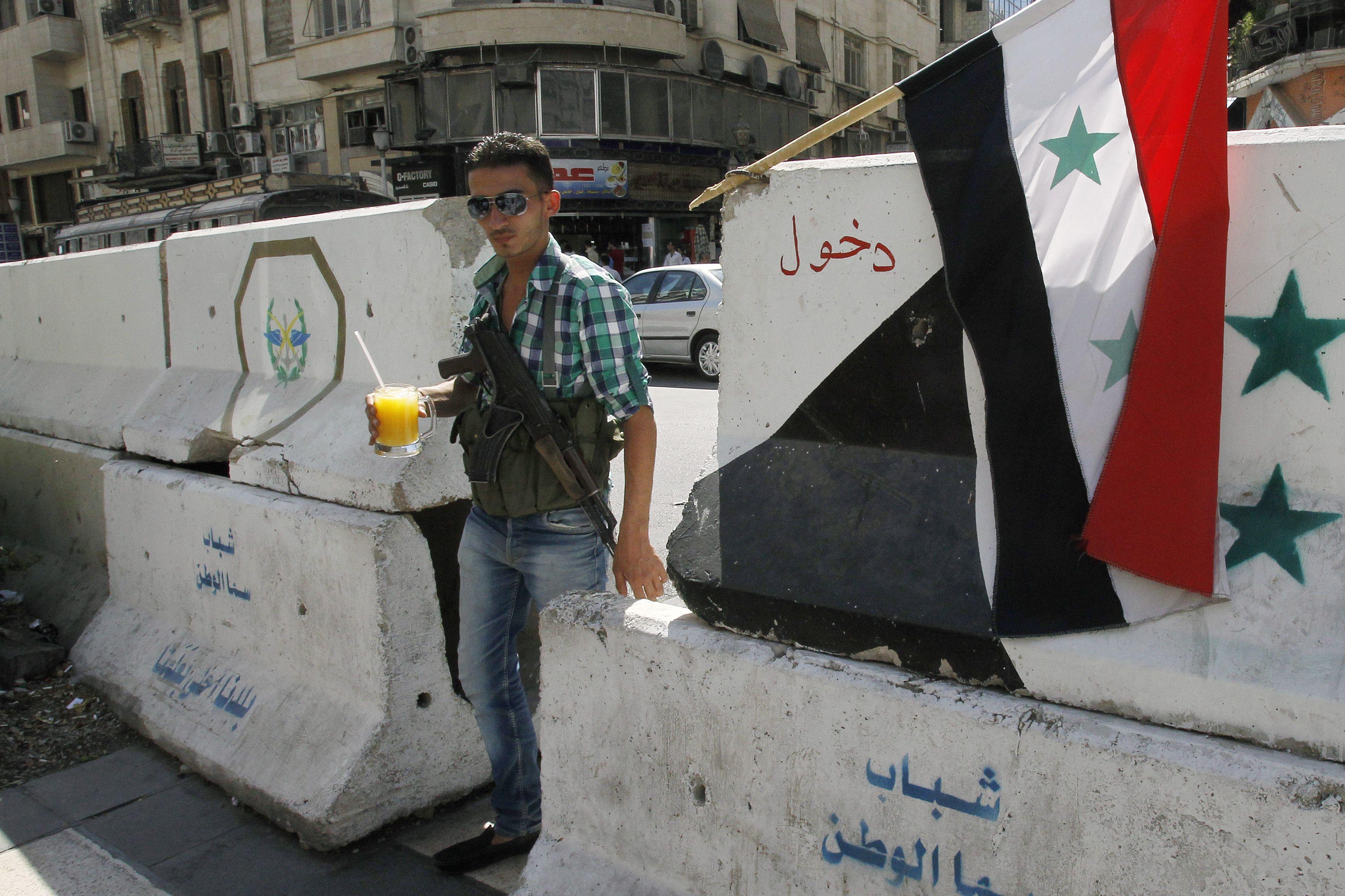 Natiunile Unite confirma utilizarea armelor chimice in Siria.