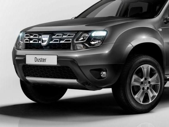 Vanzarile de masini Dacia au crescut cu 7,3% in Franta. Doar Fiat si Lexus au crescut mai mult