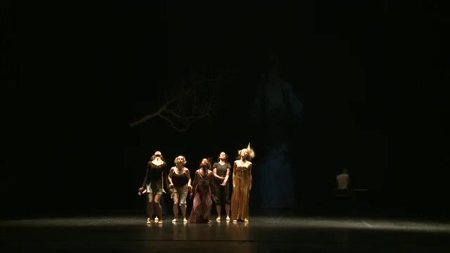 Dracula, spectacolul care a facut inconjurul lumii, jucat pe scena la Festivalul George Enescu
