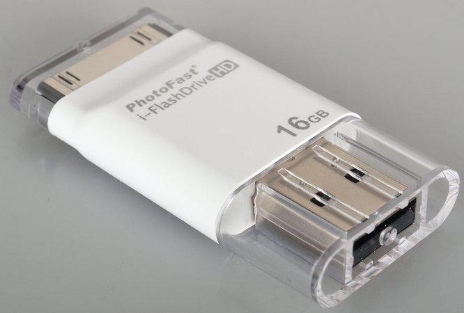 PhotoFast i-FlashDrive HD la IFA Berlin. Poti transfera fara probleme date de pe iOS pe Android