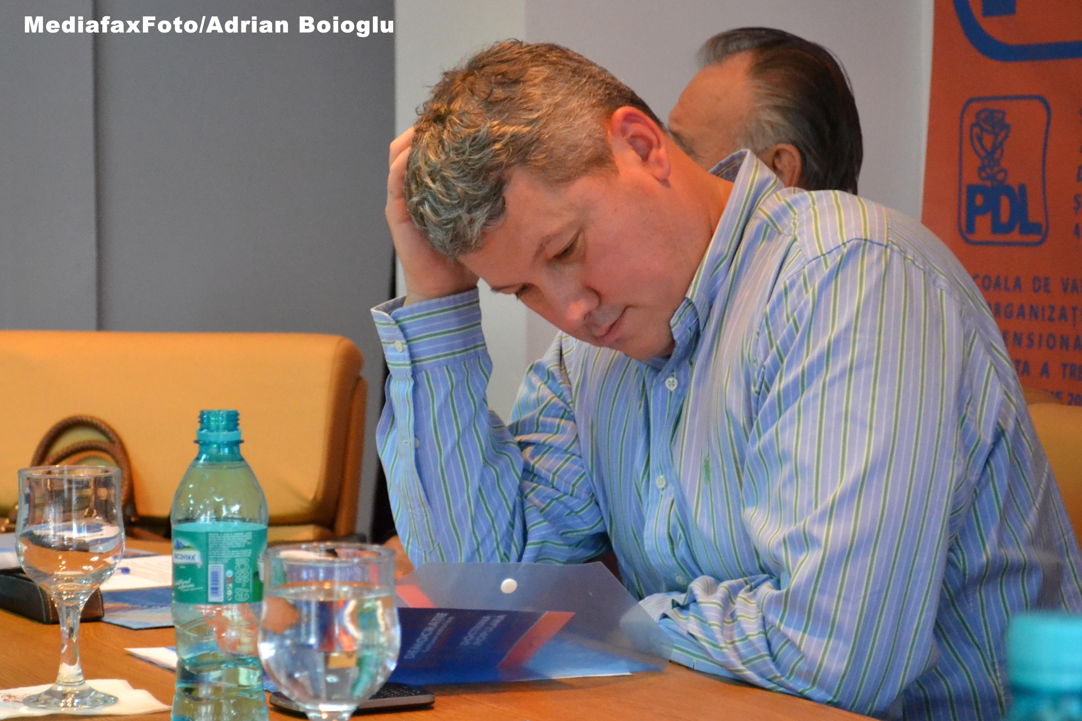 Catalin Predoiu: ACL nu isi permite sa piarda, pana la sfarsitul lui august voi sta foarte bine in sondaje