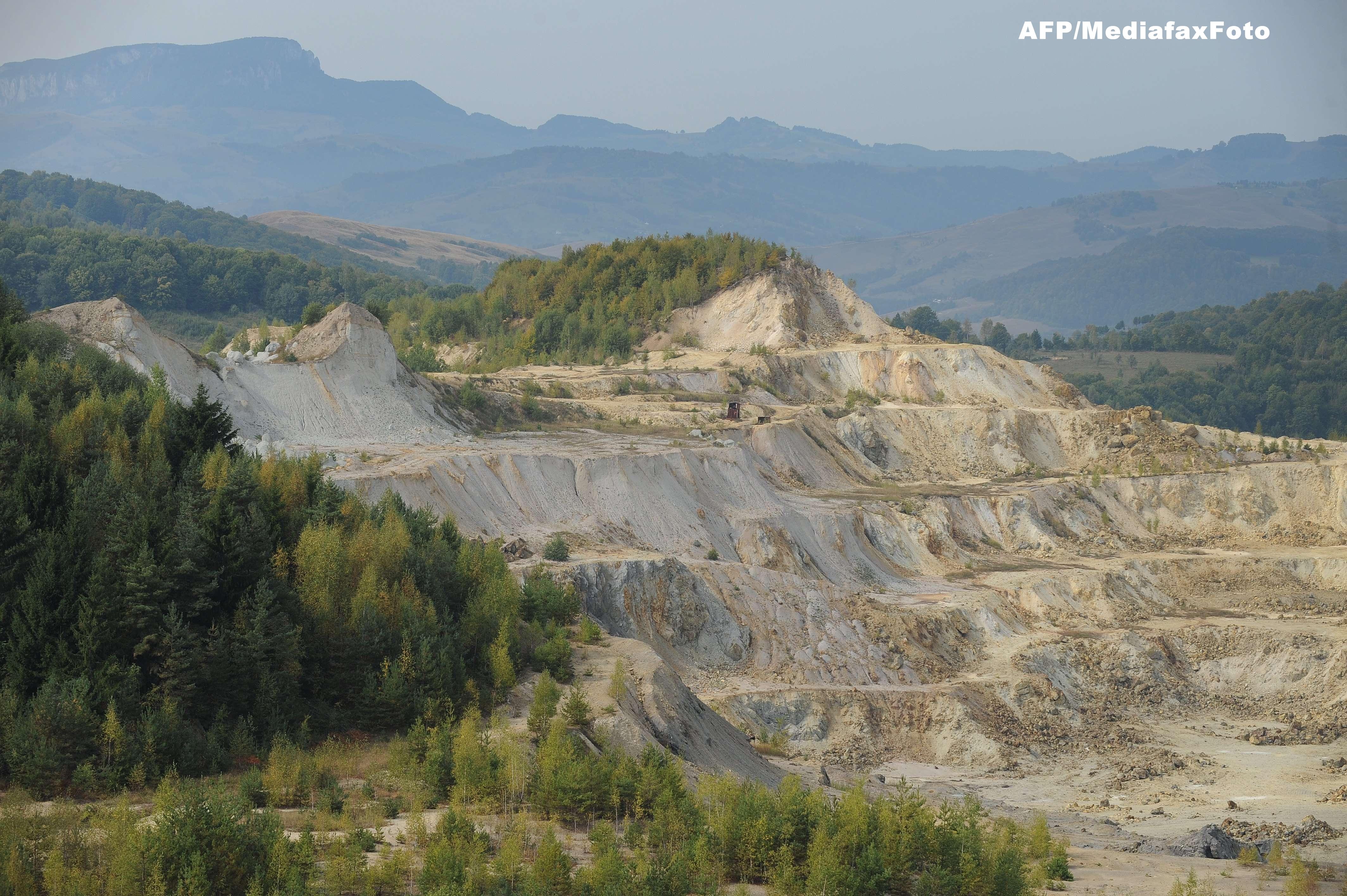 Procuror: Rosia Montana Gold Corporation, urmarita penal pentru evaziune fiscala