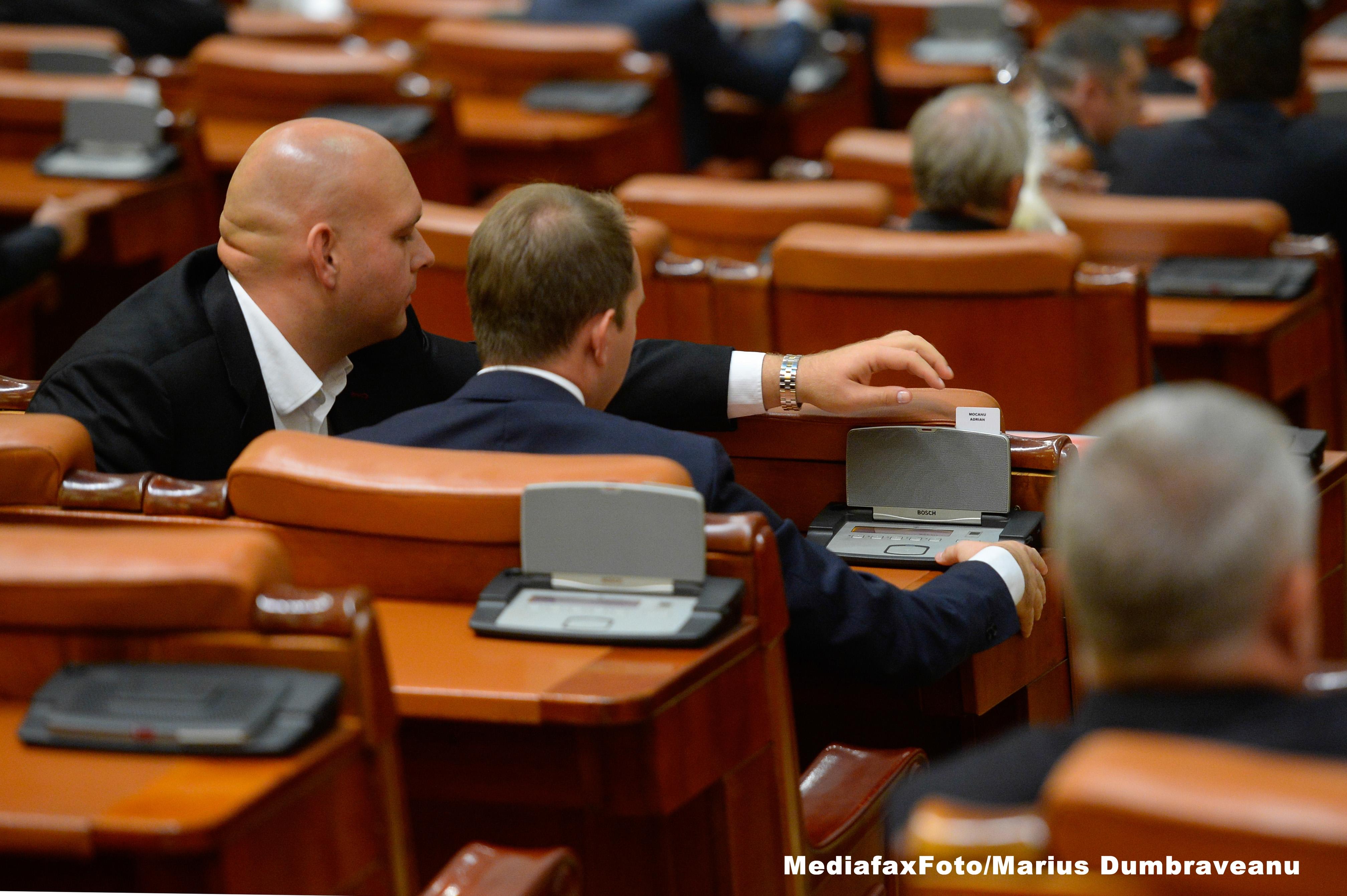 32 de parlamentari, acuzati de ANI de incompatibilitate sau fals in declaratii. Petre Roman anunta ca va depune o contestatie