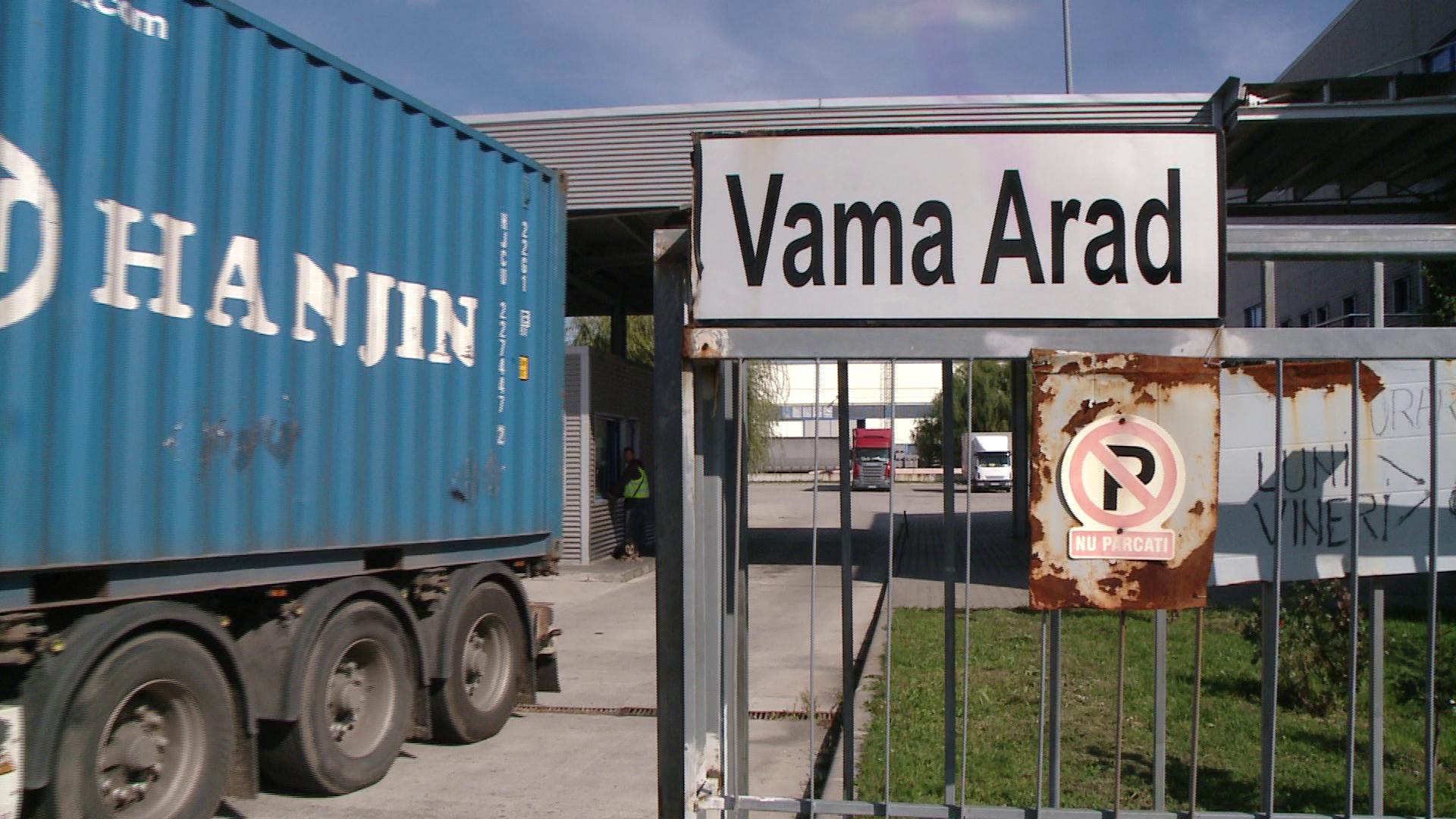 Au disparut 70 de tone de carburanti din incinta Vamii Arad. Autoritatile au intrat in alerta