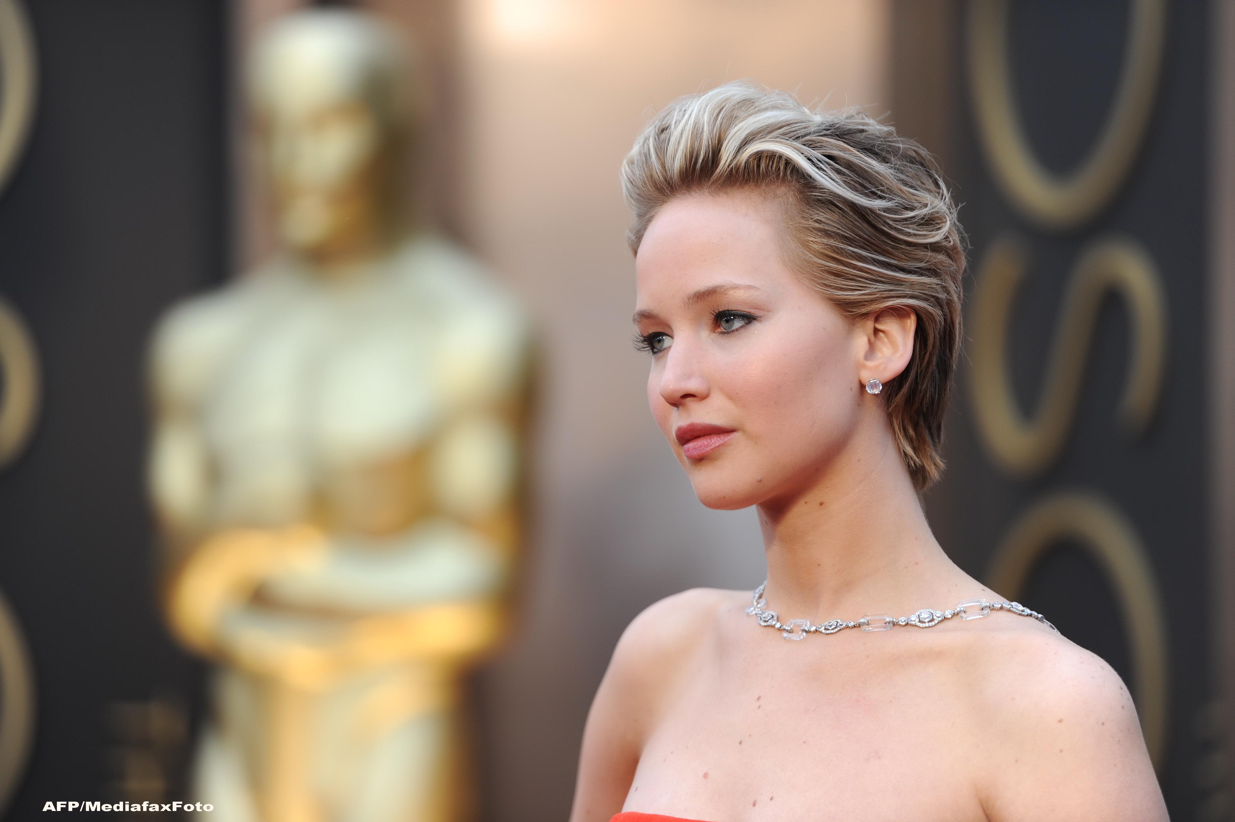 Jennifer Lawrence este cea mai bine platita actrita din lume. Cati bani a castigat intr-un singur an