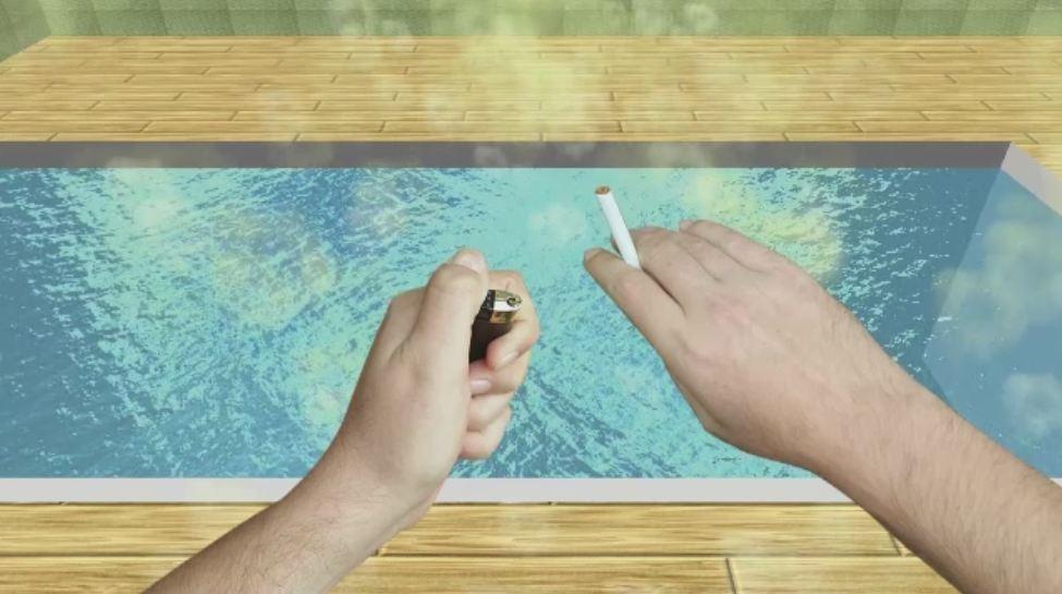 Ancheta de proportii in cazul barbatului care a suferit arsuri grave, dupa ce si-a aprins tigara in bazinul de apa termala