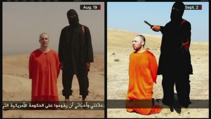 Franta efectueaza primele zboruri de recunoastere in Irak, dupa decapitarea unui britanic, revendicata de Statul Islamic