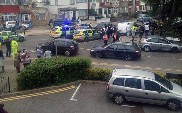O femeie a fost gasita decapitata la Londra. Politia a arestat preventiv un barbat