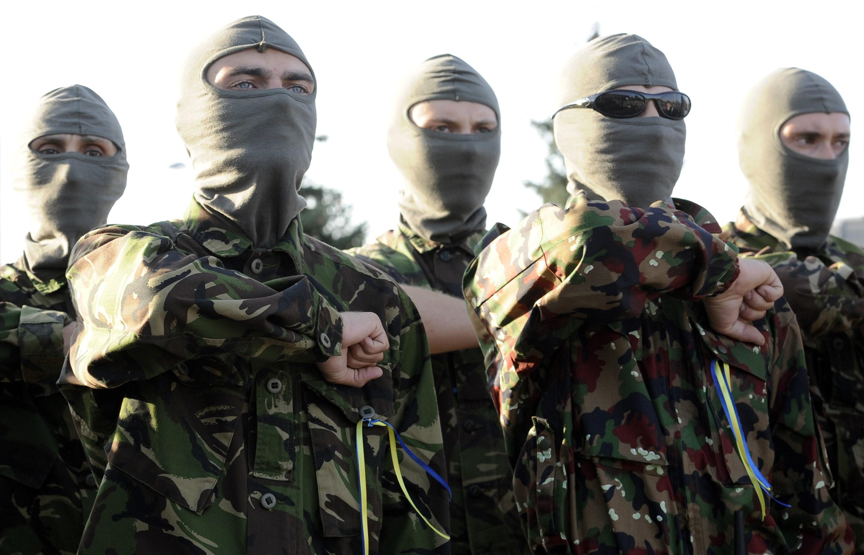 Criza in Ucraina. SUA acuza Rusia ca a comasat 10.000 de militari la granita.