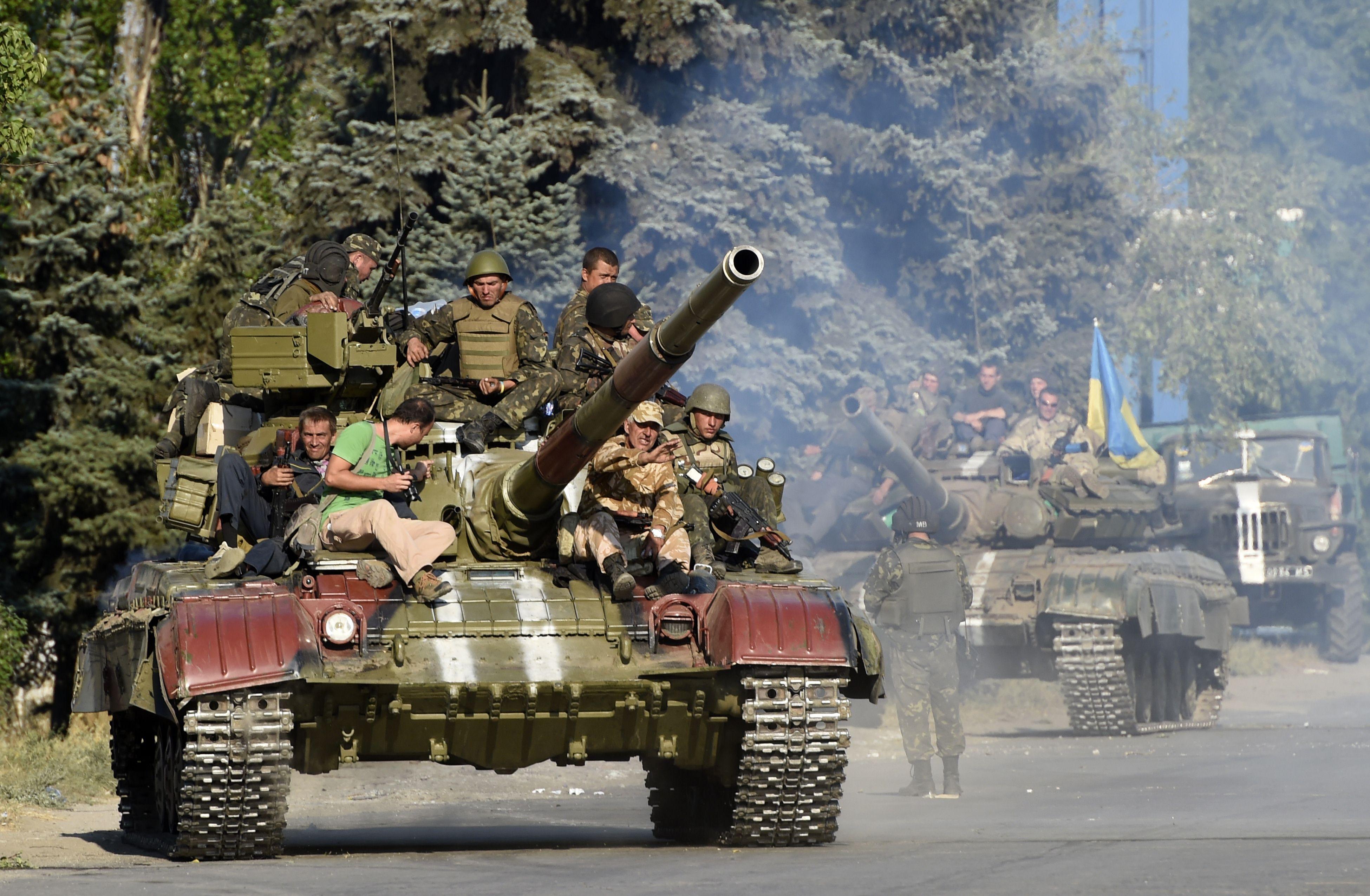 Criza in Ucraina. Kievul a anuntat semnarea unui acord preliminar de armistitiu cu separatistii prorusi