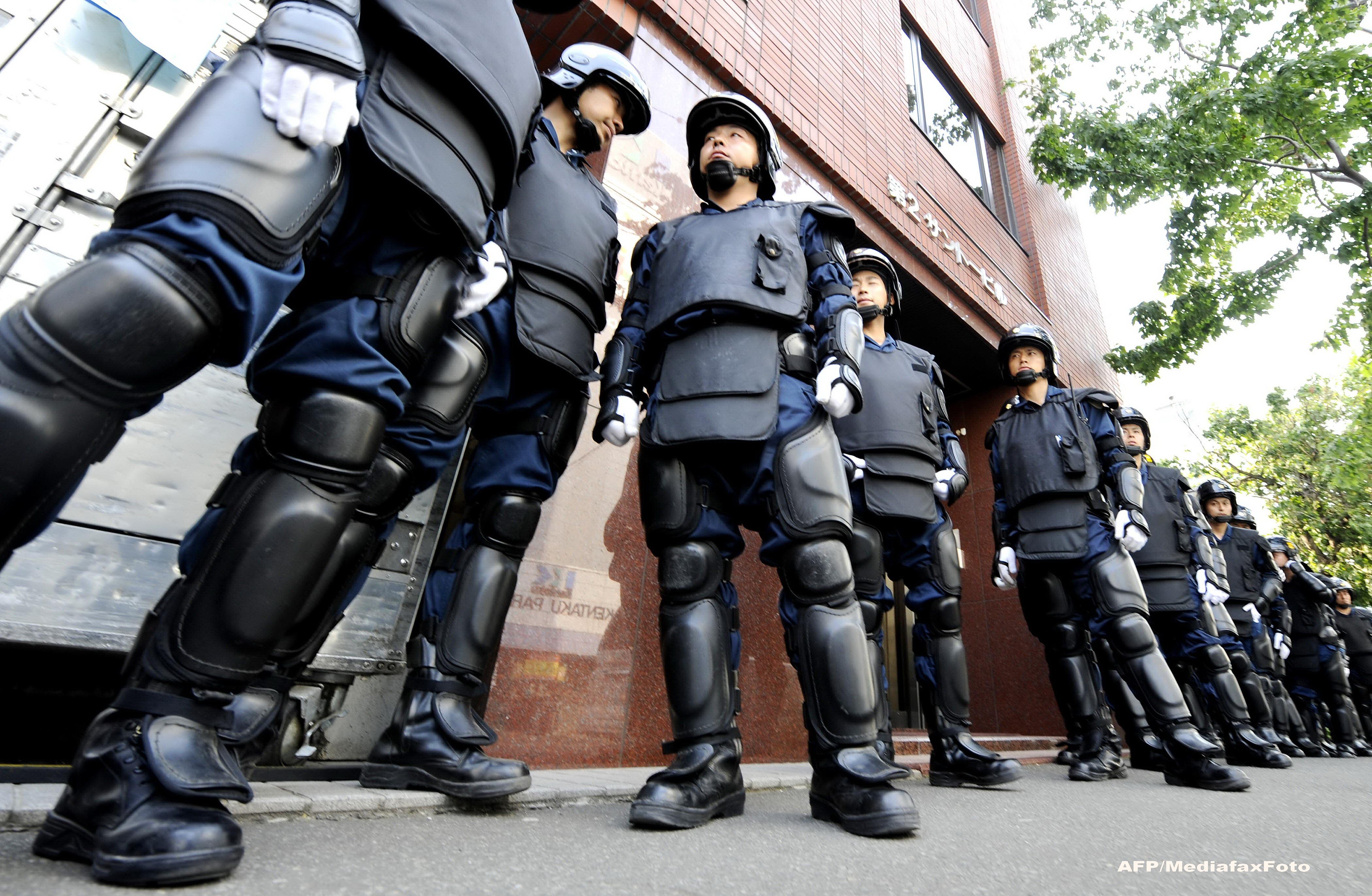 Seful unei grupari mafiote japoneze, care face parte din Yakuza, a fost arestat pentru o crima de acum 18 ani